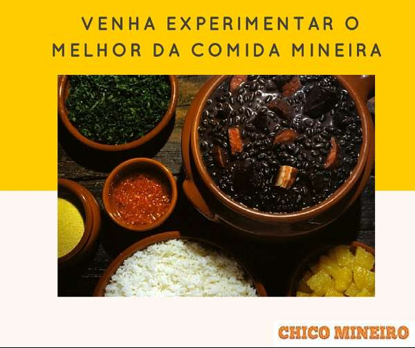 Restaurante Chico Mineiro – Shopping Americanas